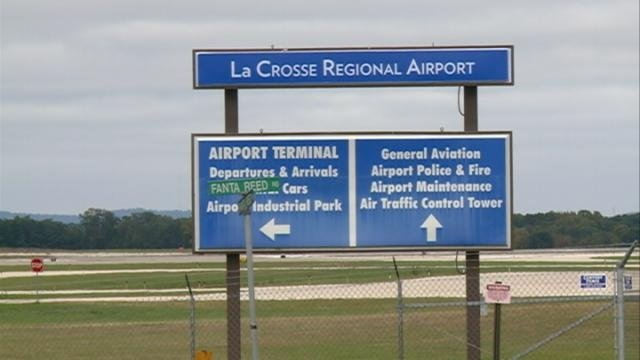 La Crosse Airport to contract with fire services co. from Green Bay