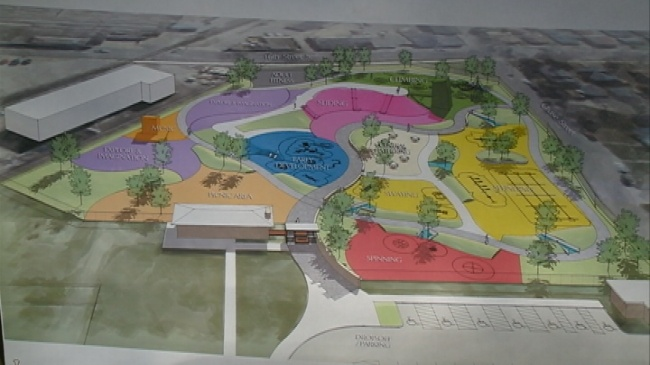 La Crosse residents give input on new all-abilities park plans
