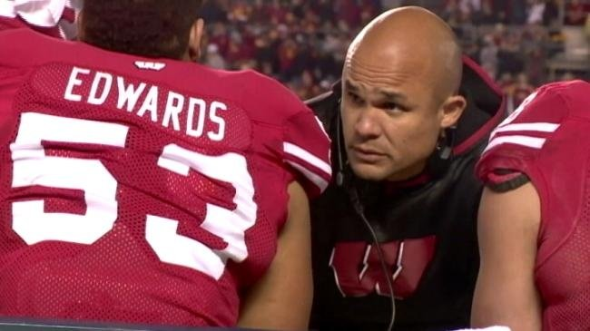 Aranda leaves Badgers to take job at LSU