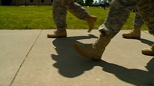 Military suicides exceed Afghanistan combat deaths in 2012