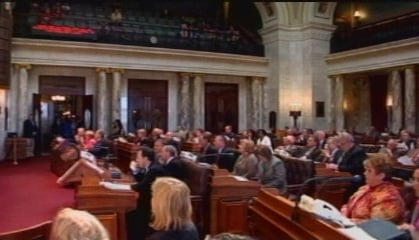 UPDATE: Assembly approves changing presidential primary