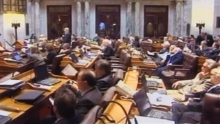 Wisconsin Assembly passes budget on party line vote