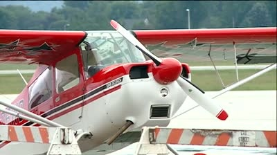Aviation Day raises scholarship money for future pilots