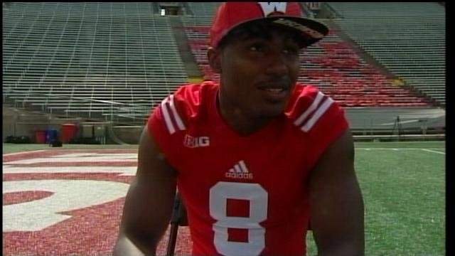 WEB EXTRA: Badgers react to Abbrederis' injury