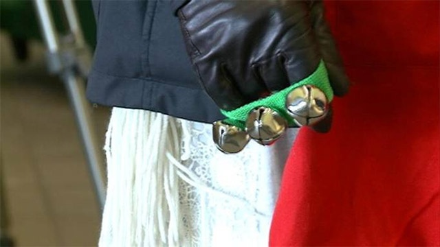 Red Kettle Campaign looking for bell ringers