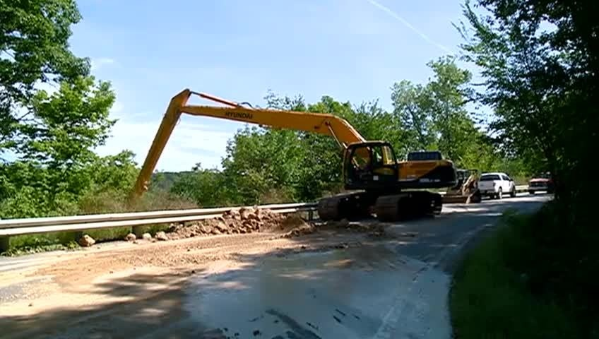 Bliss Road to be closed longer than expected