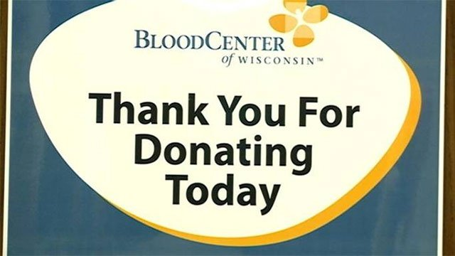 Emergency appeal for blood donations exceeds goal