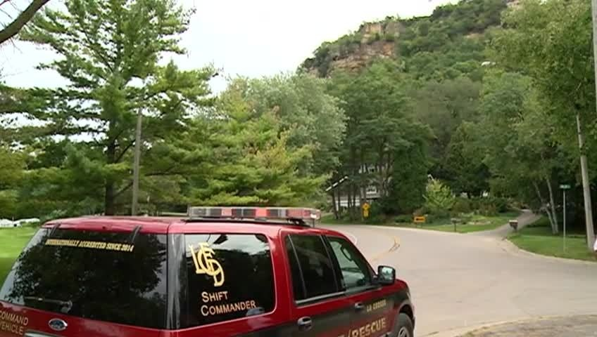 Rescued hikers on Grandad Bluff face trespassing fines