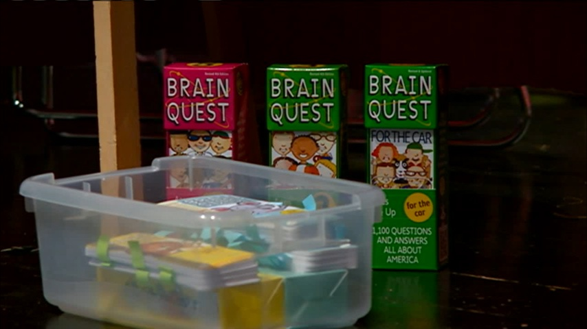 Area youth take part in the Brain Quest Challenge