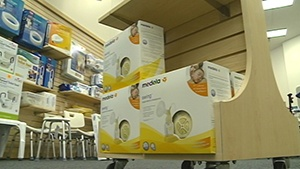 Increasing demand for breast pumps under Affordable Care Act
