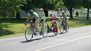 'Y Cycle Weekend' to benefit Strong Kids Campaign, area conservation