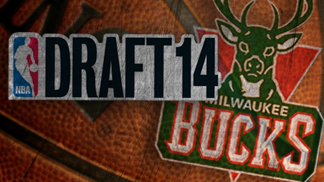 Bucks take Parker with 2nd pick in NBA draft
