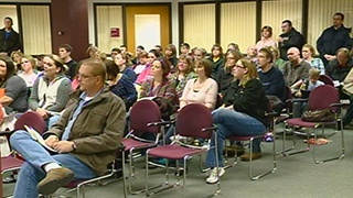 Parents speak out at Sparta school board meeting about bullying incident