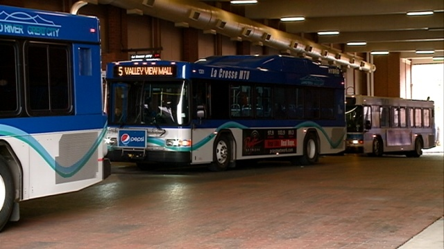 Bus ridership up in La Crosse