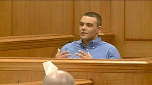 Defendant in overdose, body dumping trial takes stand