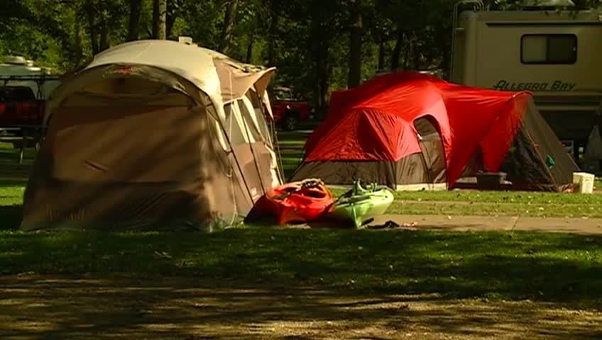 Good summer for local campground