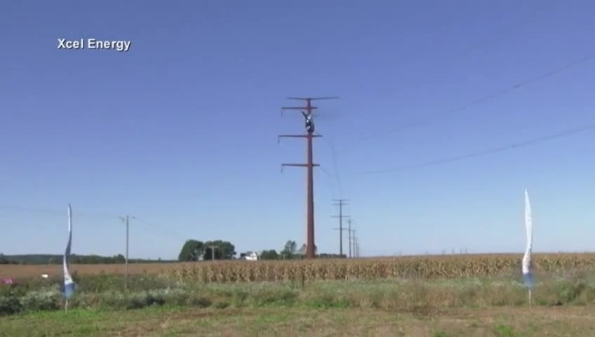 CapX2020 transmission line completed