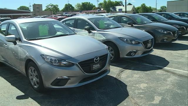 Local car sales surge in May
