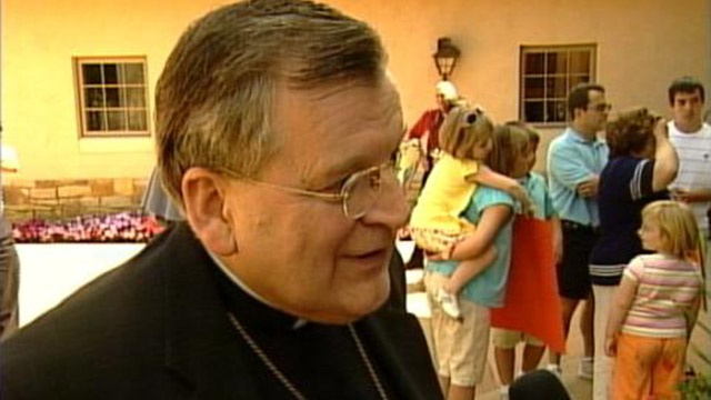 Cardinal Burke removed from Vatican's Supreme Court