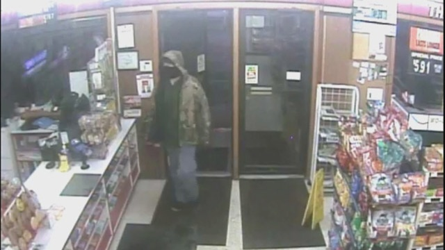 2 robberies reported in Sparta