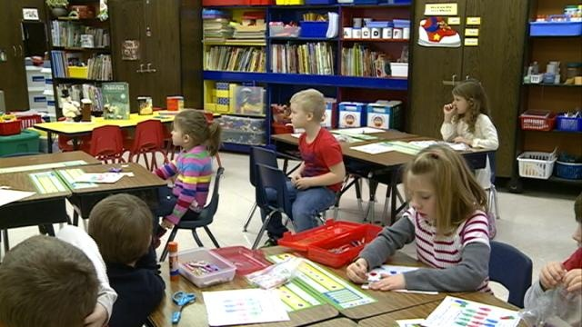 Area school receives 'Cash for Classrooms'