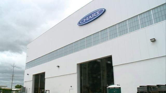 Chart Energy & Chemicals announces 55 layoffs in La Crosse