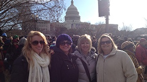 La Crosse resident shares presidential inauguration experience