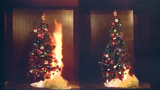 Fire officials recommend taking Christmas tree down soon