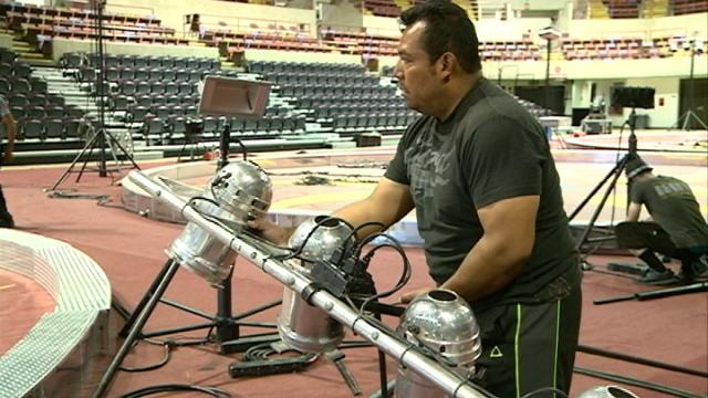 Manager says safety checks at circus top priority