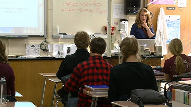 New bill to require more math and science credits to graduate