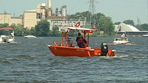 U.S. Coast Guard asks boaters to take extra precautions