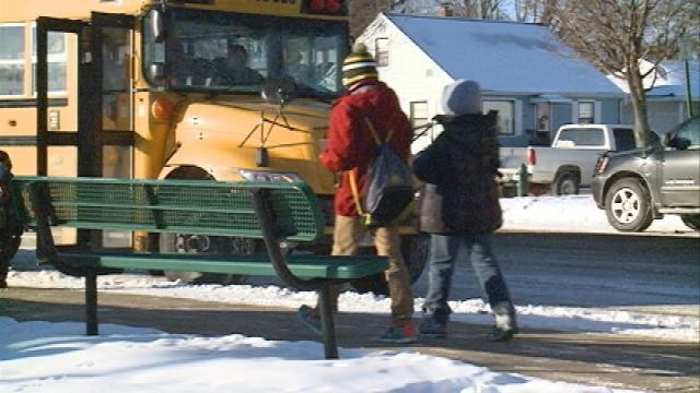 School superintendent talks about closing potential due to cold weather