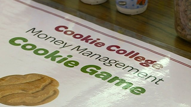 Girl scouts head to Cookie College