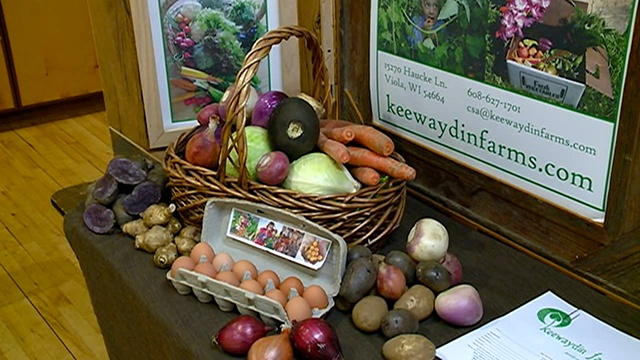 People's Co-op holds CSA Fair