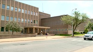 Two local companies offer to buy Co. Admin. Building