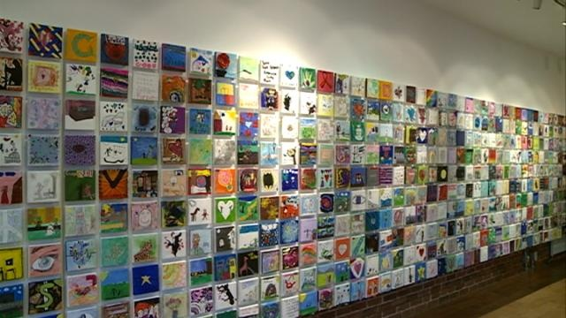 La Crosse Compassion Project: Each canvas tells a story