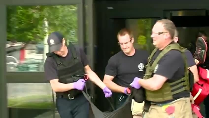 La Crosse emergency crews train for crisis situation at city hall
