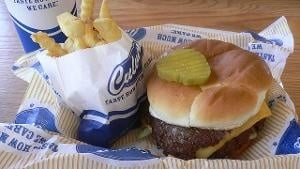 A long time fan of Culver's finally got the chance to meet Mr. Culver