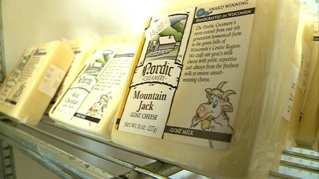 Business booms for dairy farmers