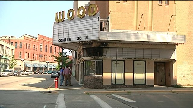 Two fires in downtown district highlight safety concerns
