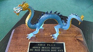 Big Blue Dragon Boat Races Results