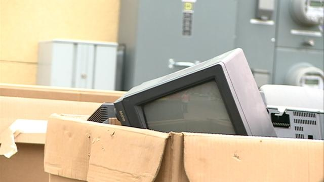 Program finds new home for 5000 lbs. of would-be trash