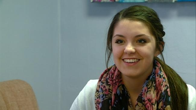 La Crosse area teen is Military Child of the Year semifinalist