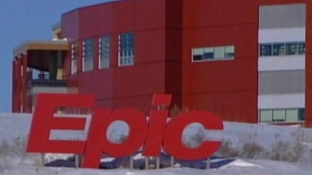 Woman falls into hole on Epic Systems campus