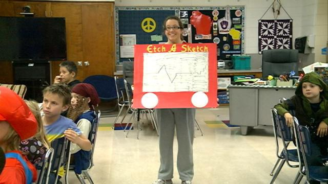Emerson Elementary teachers bring 'Toy Story' to life