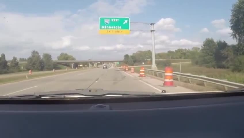 Exit 3 ramp closed for construction