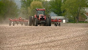 Planting conditions much improved in Minnesota