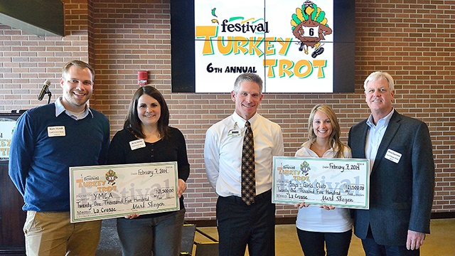 Festival Foods Turkey Trot raises $43,000 for local organizations