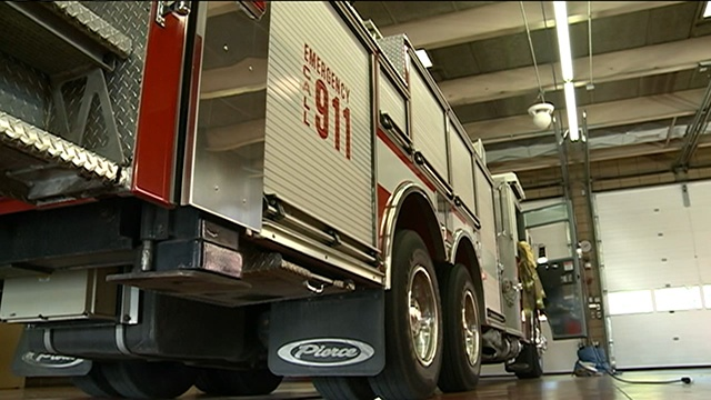 Fire station location negatively impacts response time