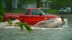 Storms cause flash flooding in La Crosse